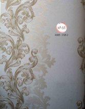 contoh gambar wallpaper dinding kamar tidur