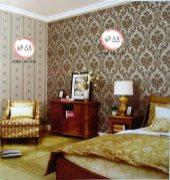 wallpaper dinding karakter panda