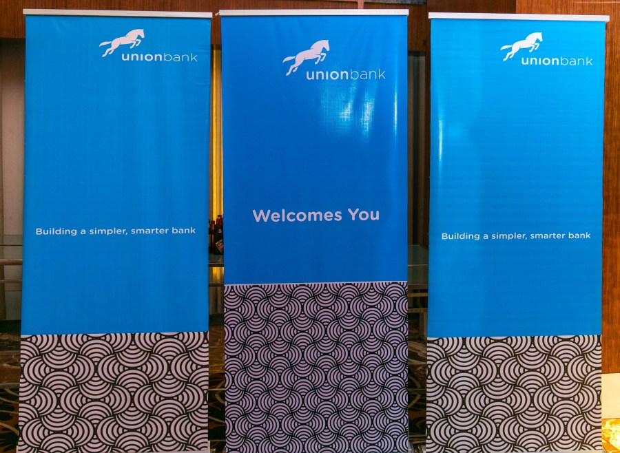 Union Bank Sponsorship