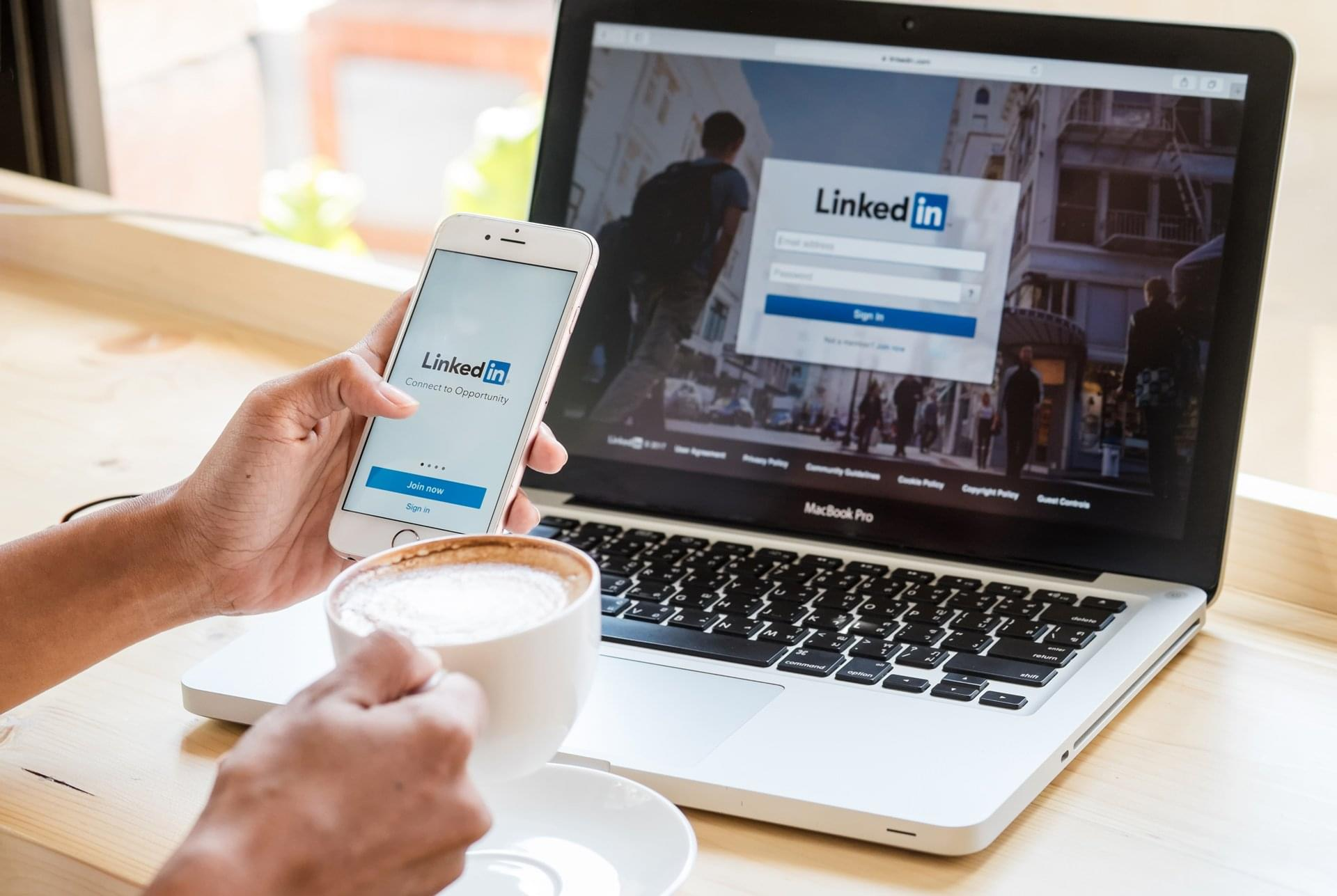 LinkedIn B2B Campaign Manager Ardency Consulting Ivaylo Borisov Ireland 8