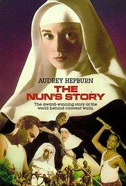 The Nun's Story, with Aubrey Hepburn