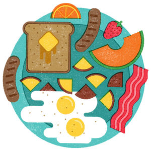 Mikey Burton Breakfast Design