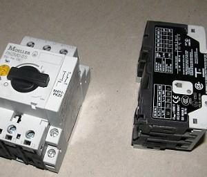 Автомат защитный PKZMO-2,5 с встроенным контактом