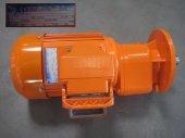 Двигатель редуктора PFT 1,5кВт331U 230/400 RAL2004