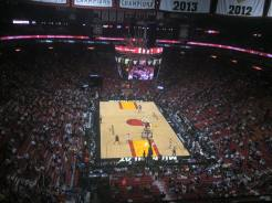 Miami Heat vs Houston Rockets