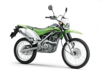 Kawasaki KLX 150 (1)