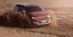 All New Ford Everest 2016