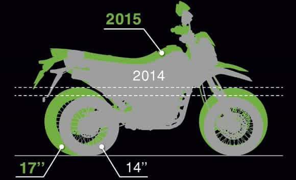Kawasaki D-Tracker 150 2016 (3)