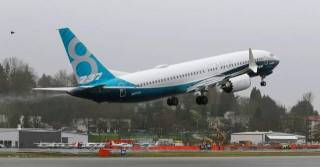 boeing 737 max 8 first flight
