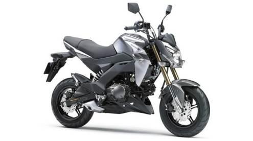 Kawasaki Z125 indonesia