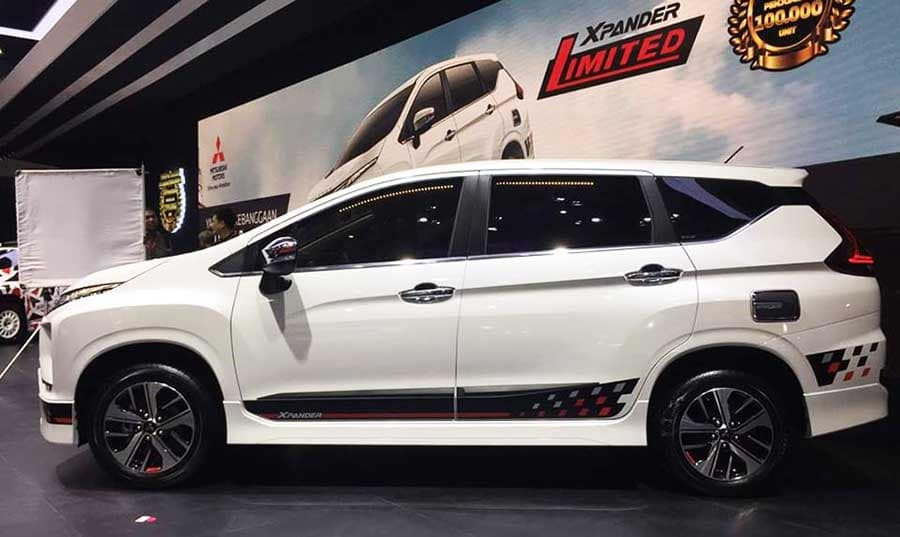 Mitsubishi Xpander Limited Edition, Hanya 1000 Unit