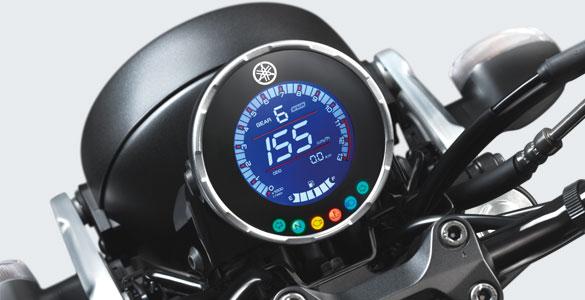 speedometer yamaha xsr 155