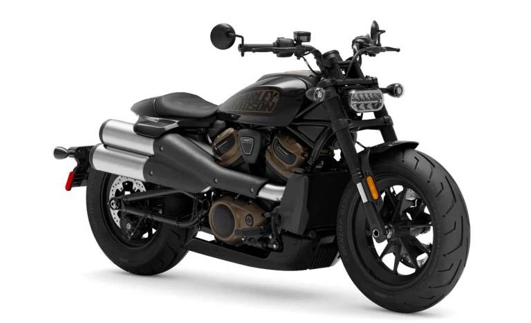 Harley Davidson Sportster S 2021...