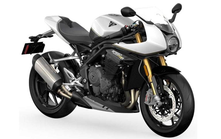 Triumph Speed Triple 1200 RR 2022...