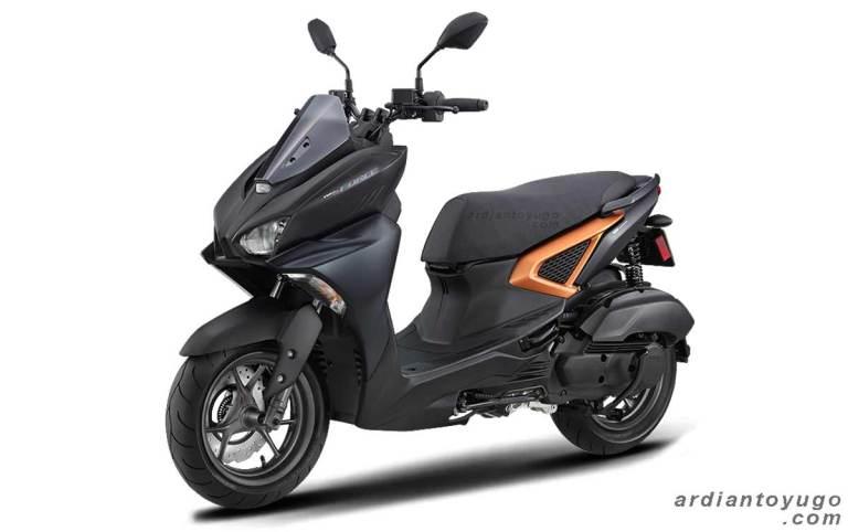 Yamaha Force 155 2022