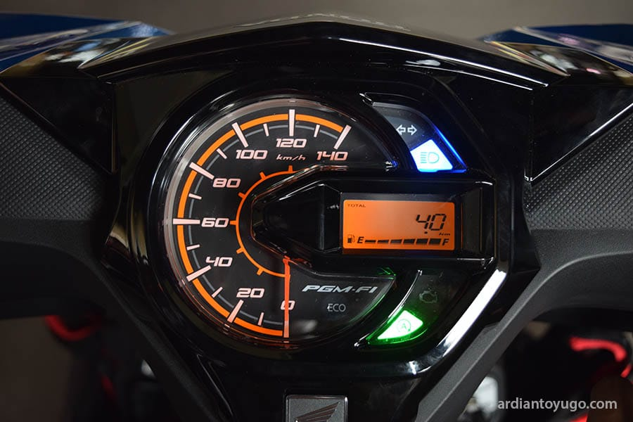 New Honda Beat 2016 (3)