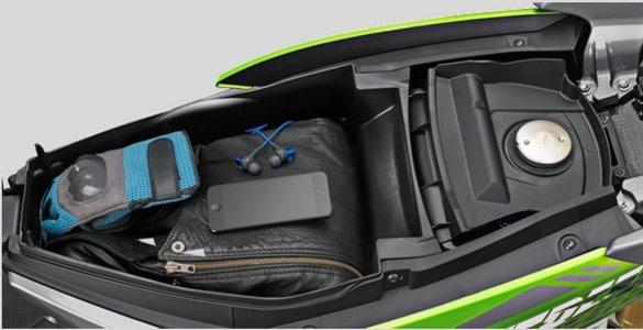 bagasi yamaha x ride 125