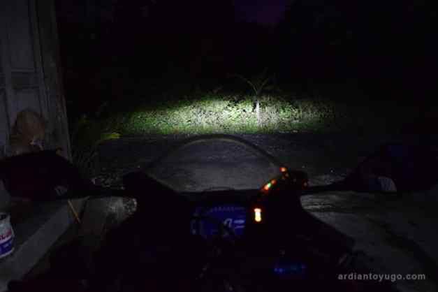 cahaya headlamp honda cbr250rr 1