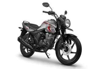 Honda CB150 Verza Macho Silver...