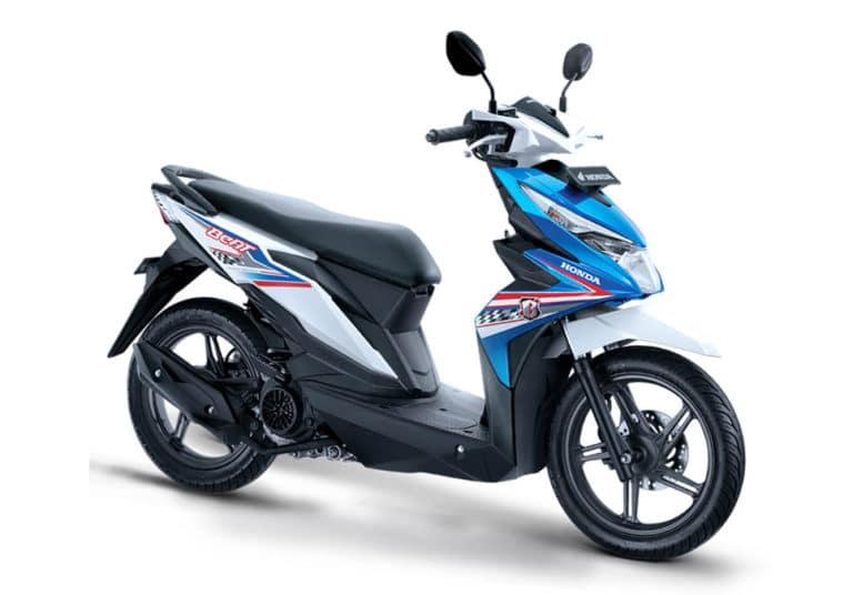 Nih 8 Pilihan Warna Honda Beat 2018 Terbaru Ardiantoyugo