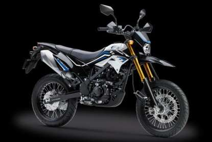 Kawasaki D Tracker 150 SE...