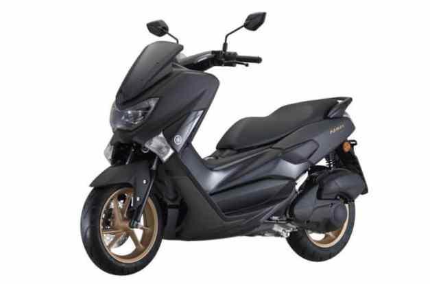 Yamaha Nmax 155 2018 Ada Warna Baru Velg Emas Ardiantoyugo
