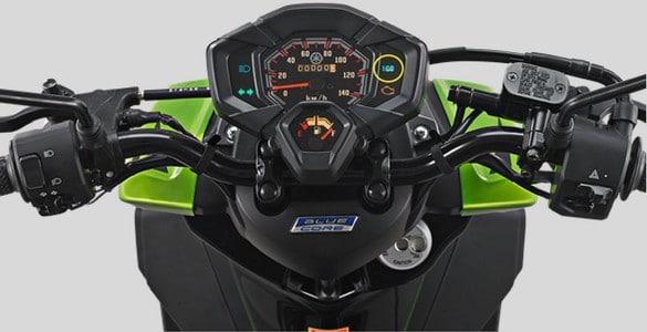 speedometer yamaha x ride 125