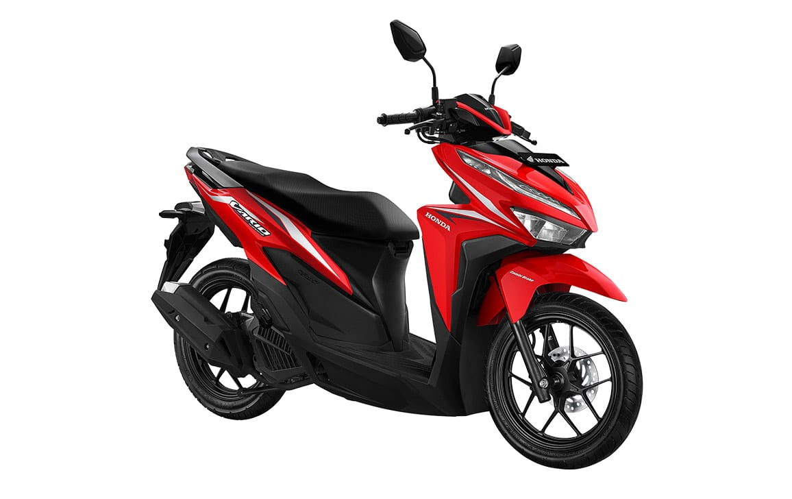 Pilihan Warna Honda Vario 125 2018, Harga & Spesifikasi...