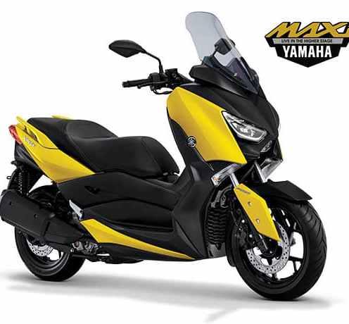 Yamaha XMax 250 2018 Racing Yellow...