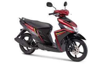Yamaha Mio M3 Attractive Red...