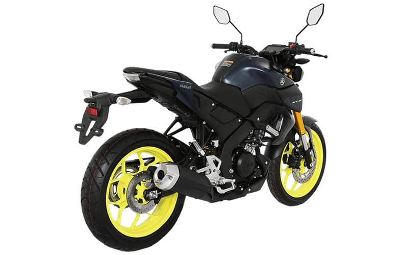 yamaha mt15 army