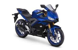 Yamaha R25 2019 Racing Blue...