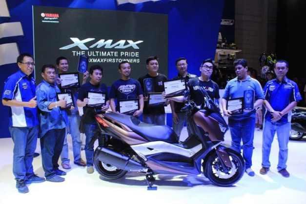 yamaha xmax indonesia 1