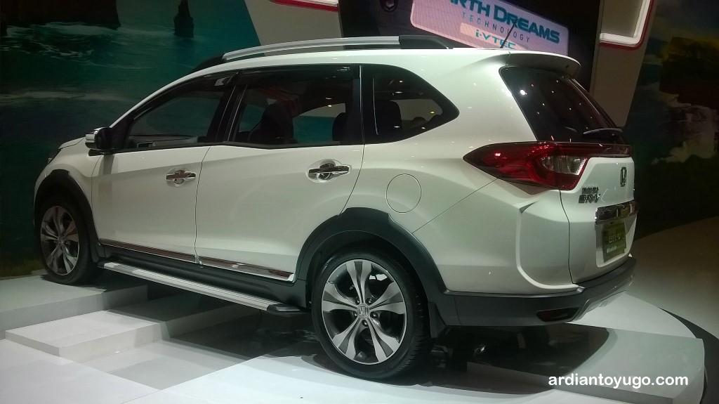 First Impression New Honda BRV Tipe E CVT  Ardiantoyugo