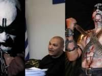 Ο μπλακμεταλάς Γερμενής που δέρνει και απειλεί με όπλο