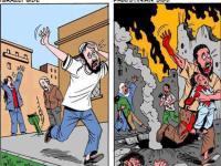 Μέση Ανατολή: Μια μάταιη, αν και προβλέψιμη, αιματοχυσία