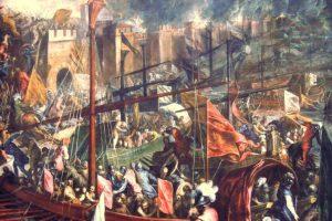 Η πρώτη Άλωση – 13 Απριλίου 1204