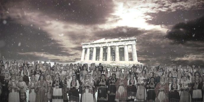 Ταινία «Φιλοθέη, η Αγία των Αθηνών» – 1η διαδικτυακή προβολή