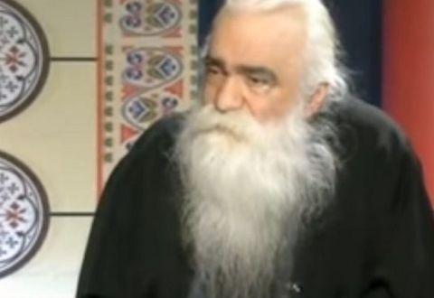 Πατήρ Ανανίας Κουστένης