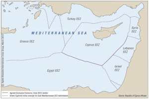 Παλαιστίνη: Όχι σε ΑΟΖ με Τουρκία – ΥΠΕΞ Λιβύης: Τουρκική παρέμβαση στη χώρα