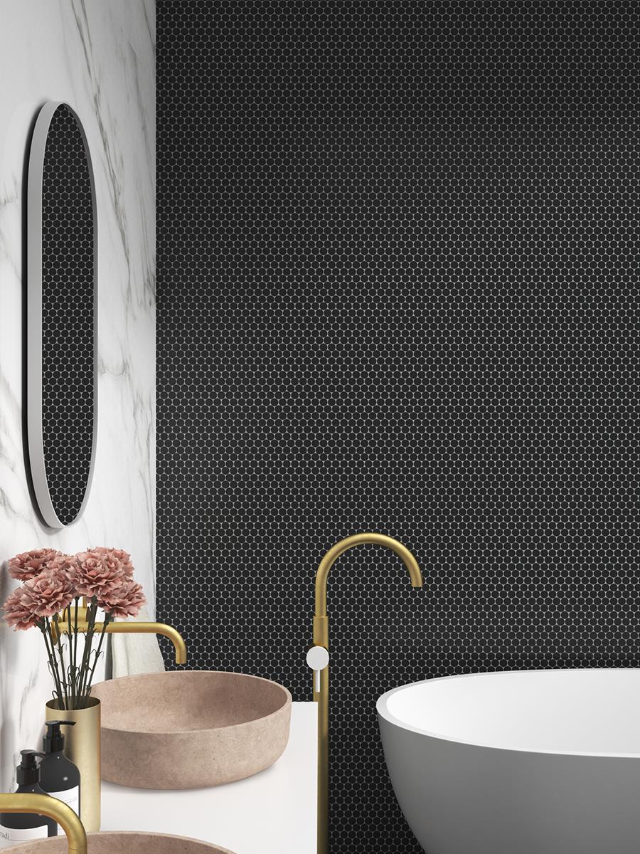 render-3d-baño-revestimiento-ceramico-negro