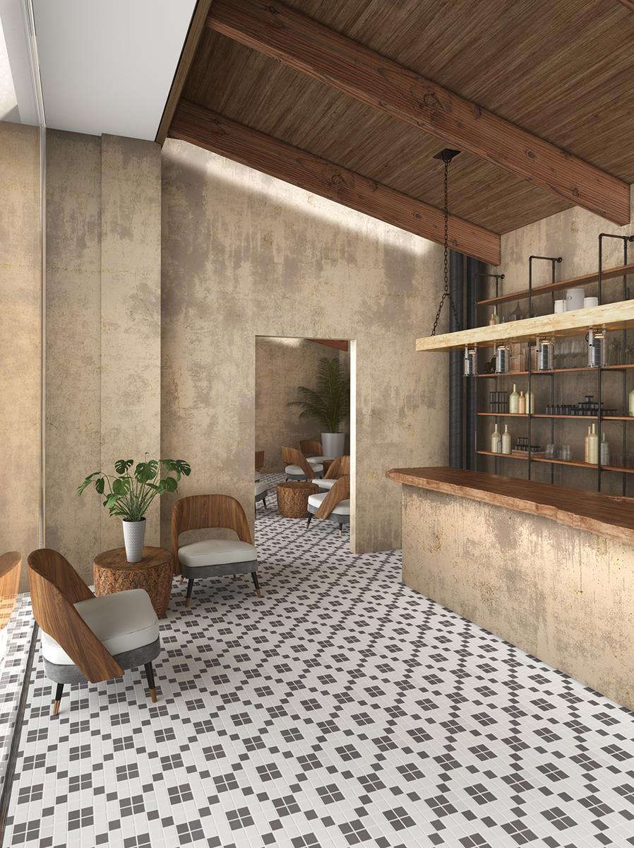 render-3d-restaurante-pavimento-mosaico-ceramico