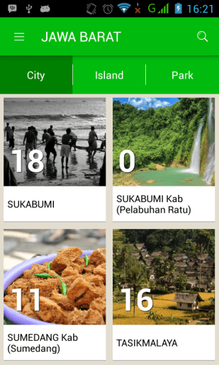 WisataLokal Untuk Android