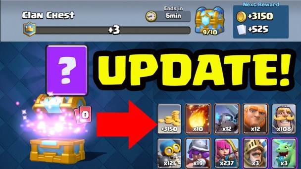 Clash Royale Clan Wars Update