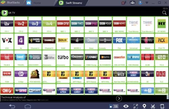 Download Swift Streamz for PC Windows 10