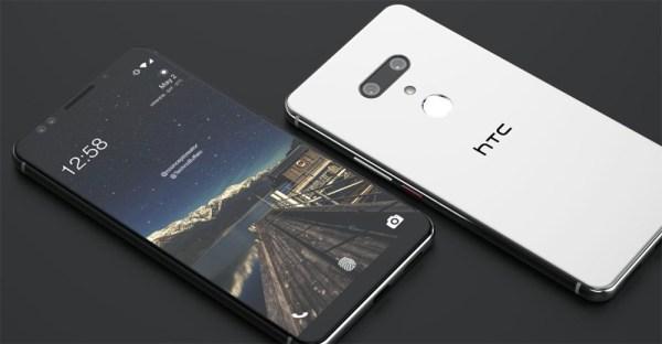 HTC U12 Plus Stock Wallpapers