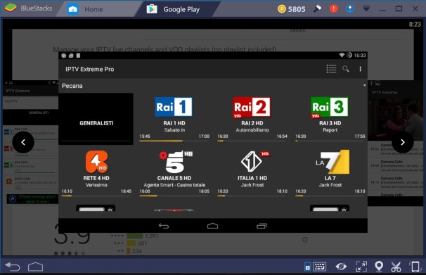 IPTV Extreme For PC Windows 10 Mac