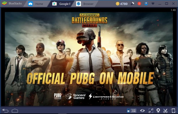 PUBG Mobile for PC Laptop