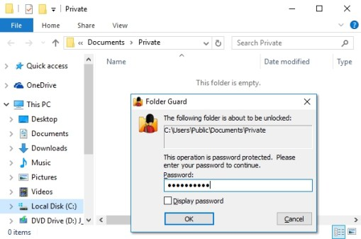 folder guard for pc download