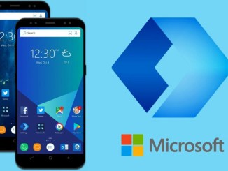 remove microsoft launcher android